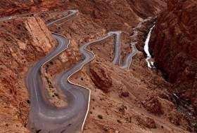 التفوق المغربي : أخطر 10 طرق في العالم