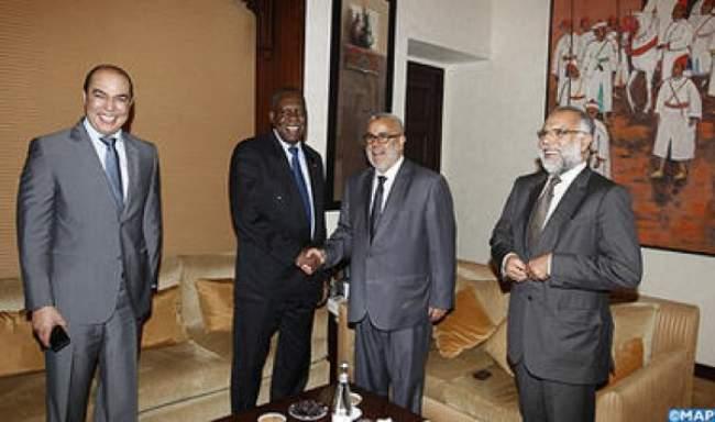"""أوزين: الحكومة المغربية متمسكة بقرار تأجيل """"الكان"""""""