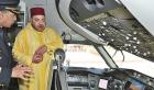 """الملك يترأس حفل تقديم طائرة البوينغ 787 التي اشترتها """"لارام"""""""