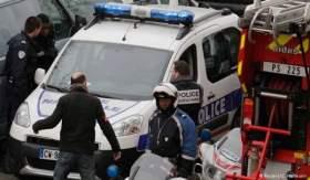 """فيديو جديد للحظة الهجوم المسلح على صحيفة """"شارلي إيبدو"""""""