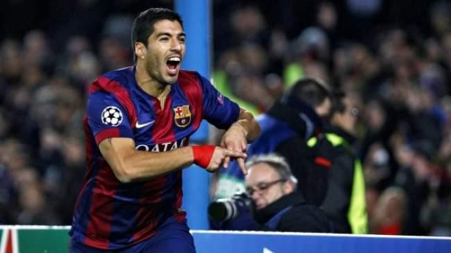 بالفيديو.. سواريز يقود برشلونة إلى انتصار مهم على المان سيتي