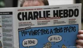 """محكمة اسرائيلية تسمح لليبرمان بتوزيع """"شارلي ابيدو"""" كدعاية انتخابية"""