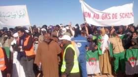 خبير جزائري ينتقد الحل الأمني لبلاده في معالجة احتجاجات الغاز الصخري