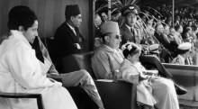 الحسن الثاني يتحدث عن أسلوب عقاب والده محمد الخامس