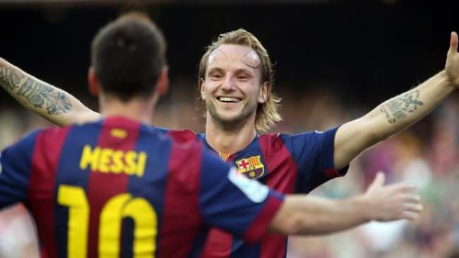 بالفيديو: برشلونة يعبر لربع نهائي دوري الأبطال