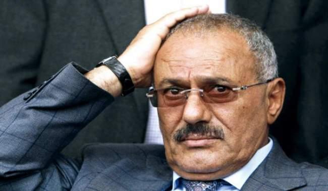بالفيديو.. الرئيس اليمني المخلوع يأمر قيادته بتدمير اليمن