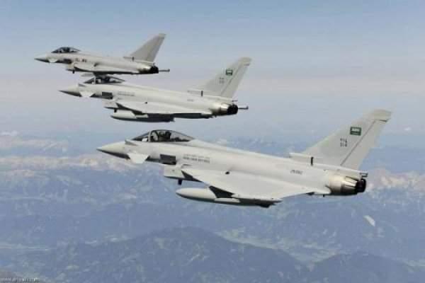 التحالف العربي نفذ 1200 غارة في 17 يوما على اليمن
