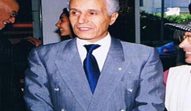 الرئيس السابق لجامعة الكرة إدريس باموس في ذمة الله