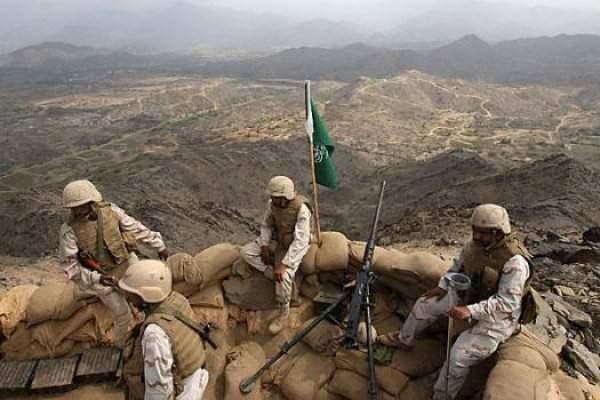 مقتل ثامن جندي سعودي على الحدود مع اليمن