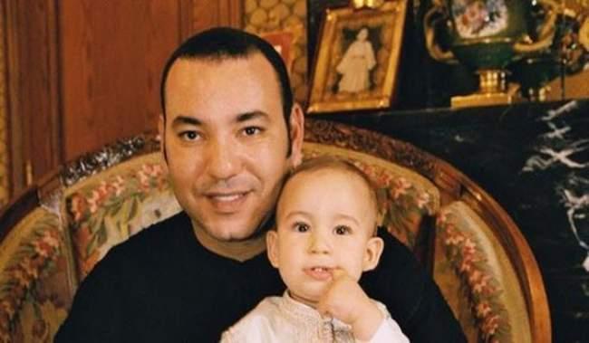 13 سنة من حياة الأمير مولاي الحسن في 13 صورة