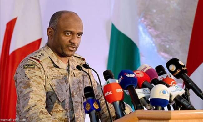 المتحدث باسم التحالف العربي يكشف أسباب سقوط الطائرة المغربية في اليمن