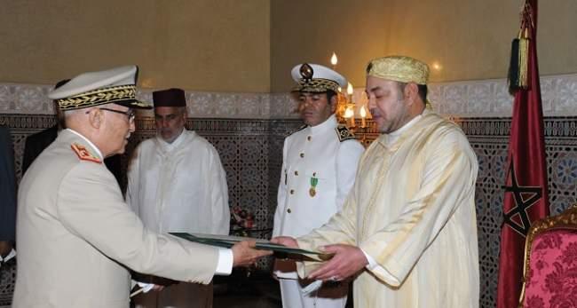 محمد السادس: رزئنا في وفاة الجنرال بناني ورحيله خسارة للوطن