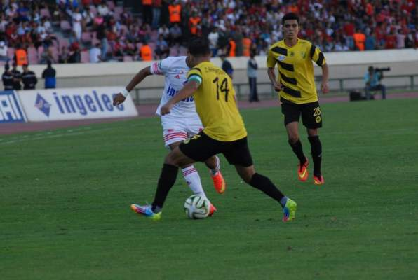 نتائج الدورة ال 30 من الدوري المغربي للمحترفين