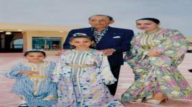بليوط بوشنتوف : قصة زواج ابني بالأميرة للا أسماء لا تخطر على بال