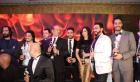 """مصر.. ابتسام تسكت تفوز بجائزة """"ميما"""" رفقة تامر حسني وشيرين"""