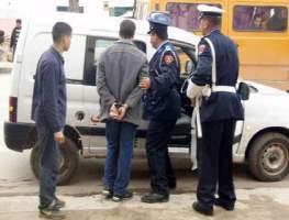 توقيف شخص بمدينة الرباط وبحوزته 300 قرص مخدر