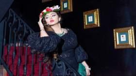 """بالصور. مريم حسين """"تتحول"""" إلى كائن آخر"""