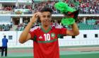 """هاشم مستور: """"تمنيت لو أنني لمست الكرة كثيرا حتى أسعد الجمهور المغربي"""""""