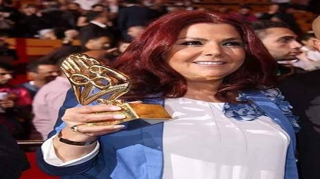 """فيلم """" الأم"""" يتوج صباح الجزائري بلقب أفضل ممثلة"""