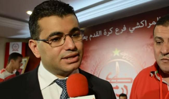 بالفيديو.. الورزازي يقدم استقالته من رئاسة الكوكب المراكشي