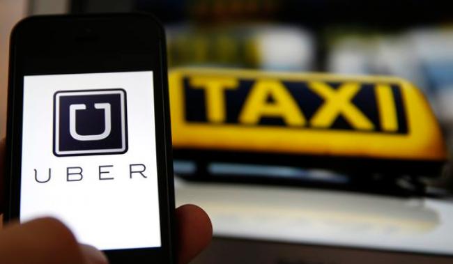 """الدار البيضاء.. خدمة """"أوبر"""" لطلب سيارات الأجرة عبر تطبيق في الهواتف الذكية"""