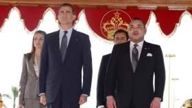 برقية تهنئة إلى الملك من العاهل الاسباني بمناسبة عيد العرش
