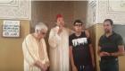 بالفيديو. أسرة اسبانية تدخل الإسلام بمدينة الجديدة