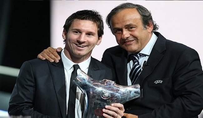 الأرجنتيني ليونيل ميسي أفضل لاعب في أوروبا