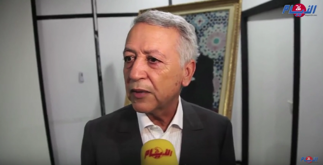 """بالفيديو.. ساجد ل """"الأيام 24"""": لا تحالف مع """"العدالة والتنمية"""" في البيضاء"""
