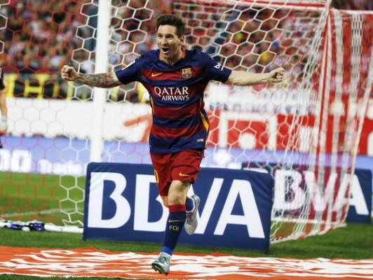 بالفيديو.. ميسي البديل ينقد برشلونة من تمرد أتليتيكو مدريد