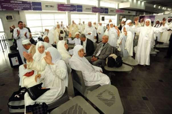 """حجاج مغاربة عالقون في مطار جدة بسبب غياب طائرات """"لارام"""""""