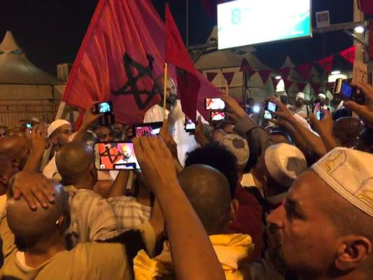 """هذه رسالة الشارع المغربي للحكومة بخصوص فاجعة """"منى"""""""