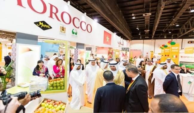 المغرب يشارك في الدورة الثانية للمعرض الدولي للخضر والفواكه بدبي
