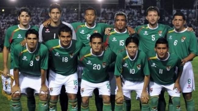 منتخب بوليفيا يزور الكلية العسكرية قبل تصفيات كأس العالم