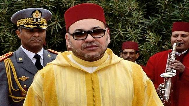 """هكذا كلم محمد السادس قيادة """"البوليساريو"""" في الرباط !"""