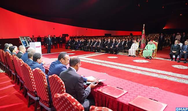 الملك يترأس حفل إطلاق استراتيجية تنفيذ النموذج التنموي الجديد للأقاليم الجنوبية
