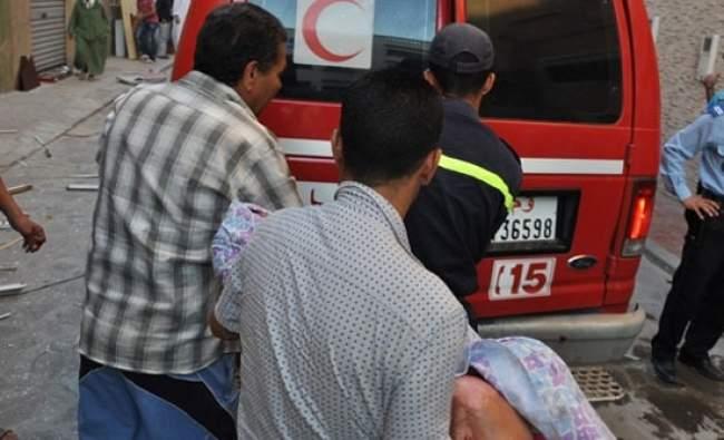 حبل ينهي حياة أم لسبعة أطفال بمدينة الجديدة