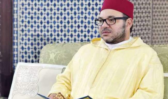 الملك يعزي أسرة الفنان الأمازيغي الراحل أحمد أمنتاك