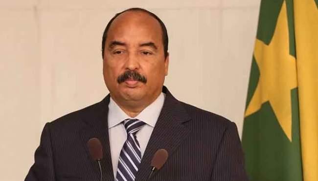 ولد عبد العزيز يتهم رجل أعمال موريتاني بالمغرب بمحاولة تشويه صورة بلاده