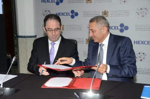 Hexcel تشيد مصنعا جديدا لإنتاج المعدات الموجهة لأجزاء الطيران بالبيضاء