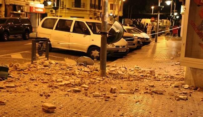 زلزال الحسيمة والناظور.. إصابة شخصين بكسور ولم تسجل أي حالة وفاة