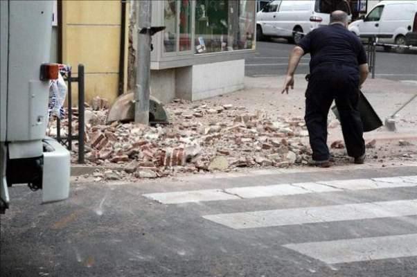 صحيفة إسبانية: إصابة 15 شخصا في مليلية المحتلة جراء الهزة الأرضية