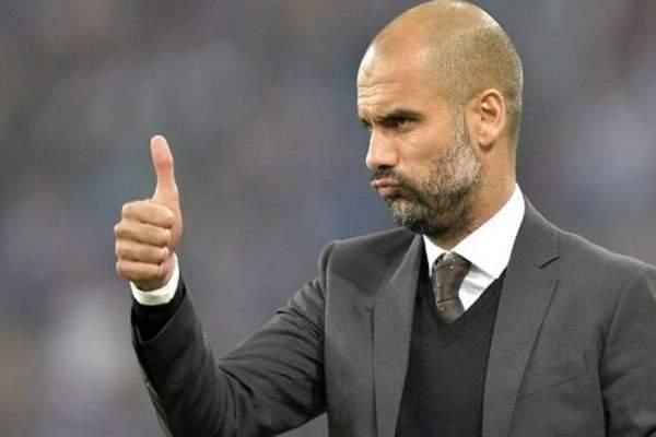 مانشستر سيتي يعلن تعاقده مع المدرب الإسباني غوارديولا
