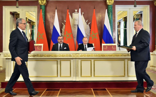 """أقوال الصحف: """"ممر أخضر"""" بين المغرب وروسيا لتشجيع صادرات الخضر والفواكه"""