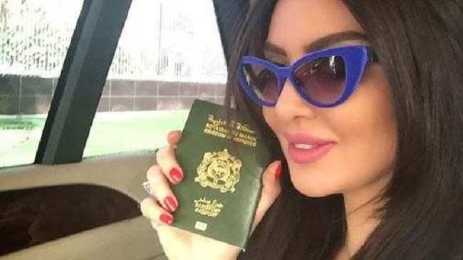 ميساء مغربي توجه رسالة إلى الملك محمد السادس
