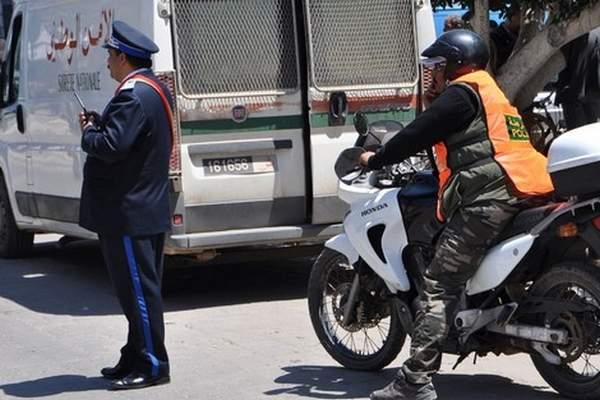 أمن العيون يعتقل شخصًا تسبّب في مصرع عسكري