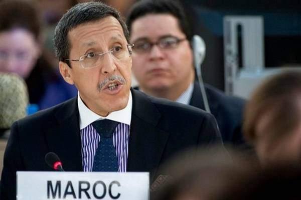 عمر هلال: المغرب أخذ علما بقرار مجلس الأمن رقم 2285