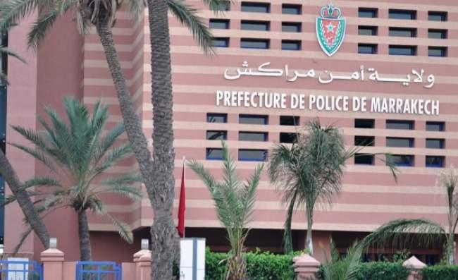 وفاة شخص كان موضوعا تحت الحراسة النظرية بولاية أمن مراكش