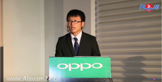 """شركة """"Oppo"""" تطرح هاتفها الجديد بالمغرب"""