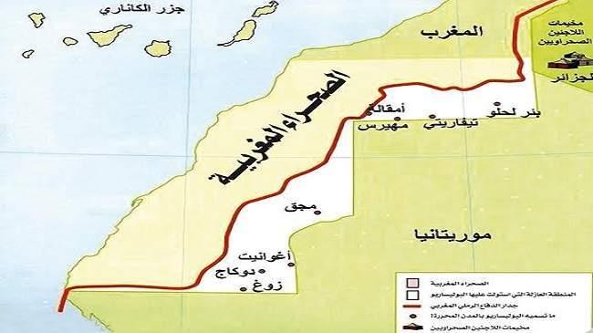 """قادة """"البوليساريو"""": """"المراكشي"""" سيدفن قرب الجدار المغربي العازل"""